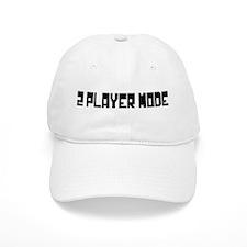 2 PLAYER MODE Baseball Cap