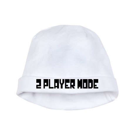 2 PLAYER MODE baby hat