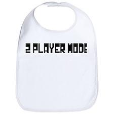 2 PLAYER MODE Bib
