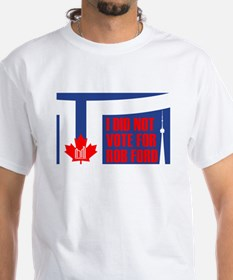 I Did Not Vote For Rob Ford T-Shirt