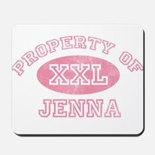 Property of Jenna Mousepad