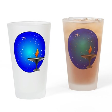 UU Chalice Drinking Glass