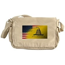 Don't tread on me! Messenger Bag
