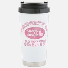 Property of Jaylyn Travel Mug