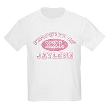 Property of Jaylene T-Shirt