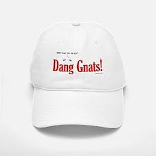 Dang Gnats Baseball Baseball Cap