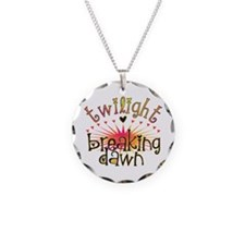 Breaking Dawn Necklace