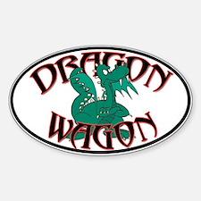 Dragon Wagon Decal