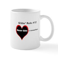 NCIS Gibbs' #12 Mug