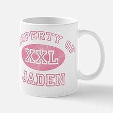 Property of Jaden Mug