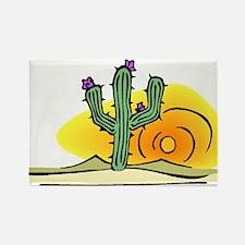 Cactus1942 Rectangle Magnet