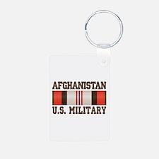 Afghanistan US Military Keychains