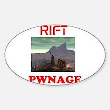 Rift Decal