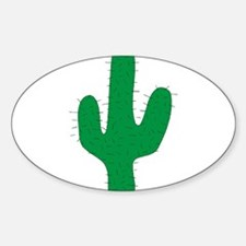 Cactus1929 Oval Decal