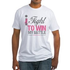 I Fight Win Breast Cancer Shirt