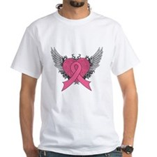 Cool Wings Breast Cancer Shirt