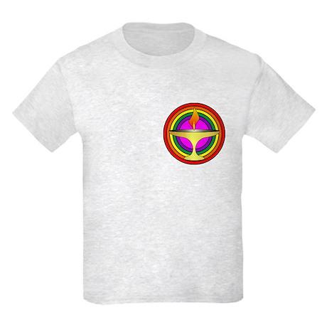 UU Welcoming Congregation Kids Light T-Shirt