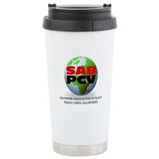 Cute Peace corps Travel Mug