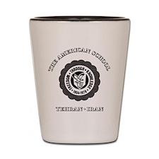 TAS Black Shot Glass