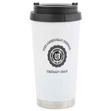 TAS Black Travel Mug