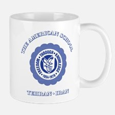 TAS Blue Mug
