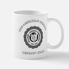 TAS Black Mug