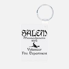 Salem Fire Department Keychains