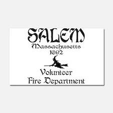 Salem Fire Department Car Magnet 20 x 12