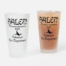 Salem Fire Department Drinking Glass
