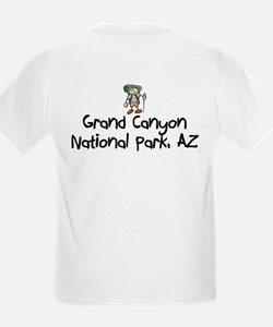 Hike Grand Canyon (Boy) T-Shirt