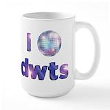 Dancingwiththestarstv Large Mugs (15 oz)