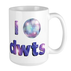 DWTS Dancing With The Stars Mug