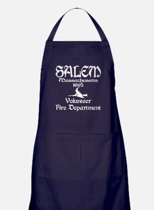 Salem Fire Department Apron (dark)