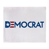 Democratic Fleece Blankets