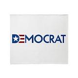 Democratic Fleece Blankets