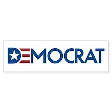 Democrat Car Sticker