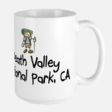 Hike Death Valley (Boy) Large Mug