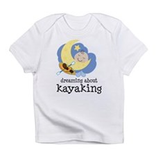 Dreaming About Kayaking Infant T-Shirt