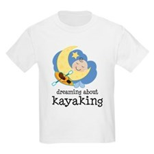 Dreaming About Kayaking T-Shirt