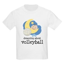 Dreaming About Volleyball T-Shirt