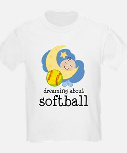 Dreaming About Softball T-Shirt