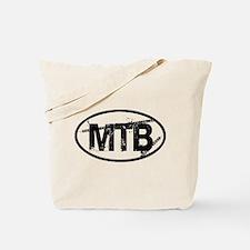MTB Oval Tote Bag