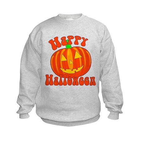 Happy Halloween Kids Sweatshirt