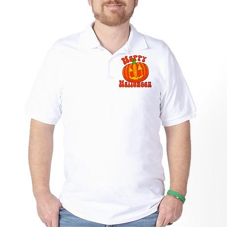 Happy Halloween Golf Shirt