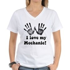 I Love my Mechanic Shirt