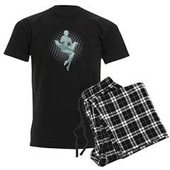 Marilyn Robot Pajamas