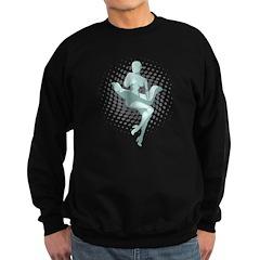 Marilyn Robot Sweatshirt