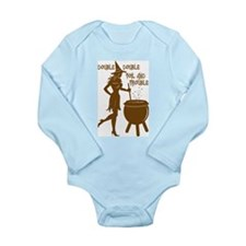Witch brew Long Sleeve Infant Bodysuit