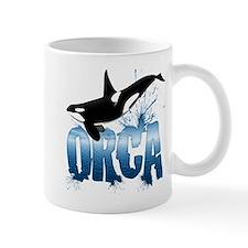 Cute Orcas Mug