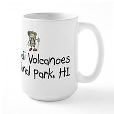 Hike Hawaii Volcanoes (Boy) Mug
